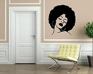 amazon com african beauty sexy black hippie girl face
