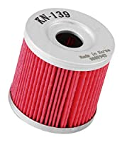 K&N KN-139 Powersports High Performance Oil Filter by K&N Engineering