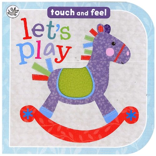 LETS PLAY TOUCH FEEL (Little Learners)