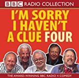 BBC I'm Sorry I Haven't a Clue: Volume 4