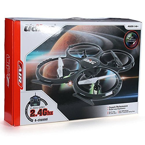 UDI-U818A-RC-UFO-mit-Camera-3D-Quadrocopter-Drohne-24-GHz