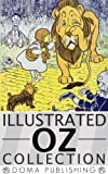 img - for Wizard of Oz Illustrated Series: 15 Books, Wonderful Wizard of Oz, Marvelous Land, Dorothy and the Wizard, Road to Oz, Emerald City, Ozma of Oz, Patchwork Girl, Glinda of Oz MORE! book / textbook / text book