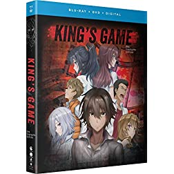 King's Game: The Complete Series [Blu-ray]