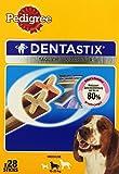 Pedigree Snacks DentaStix Multipack für mittelgrosse Hunde (10-25kg), 2er Pack (2 x 720 g)