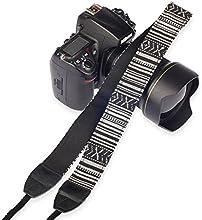 Golitonreg Camera shoulder neck strap belt for Canon Nikon DSL Rcameras