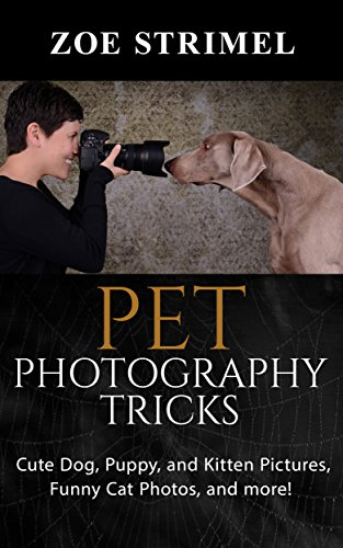 Pet Photography Tricks: Cute Dog, Puppy, and Kitten Pictures, Funny Cat Photos, and More! (Kitten Pics compare prices)