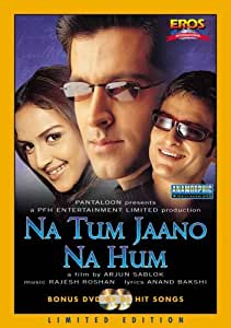 Amazon.com: Na Tum Jano Na Hum: Saif Ali Khan, Hrithik ...