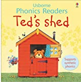 Phil Roxbee Cox Ted's Shed (Phonics Readers) (Usborne Phonics Readers)