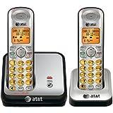 AT&T EL51200 DECT 6.0 Dual Handset Cordless Phone
