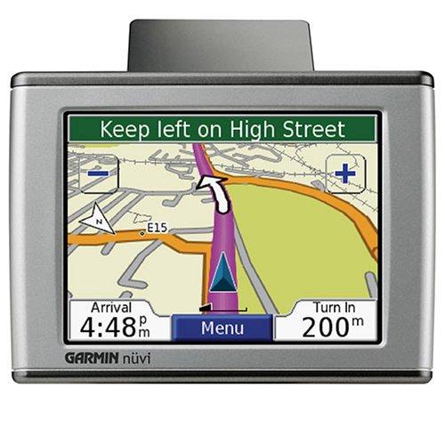 Garmin nuvi 350 3.5-Inch Portable GPS Navigator