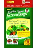Debbie Meyer Green Bags, X-Large, 8-Pack