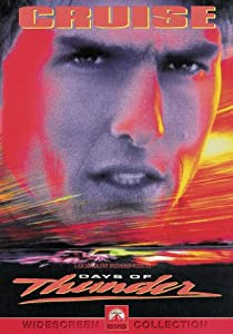 Cover of &quot;Days of Thunder&quot;