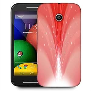 Snoogg Dream Falls Cherry Designer Protective Phone Back Case Cover For Motorola E / Moto E