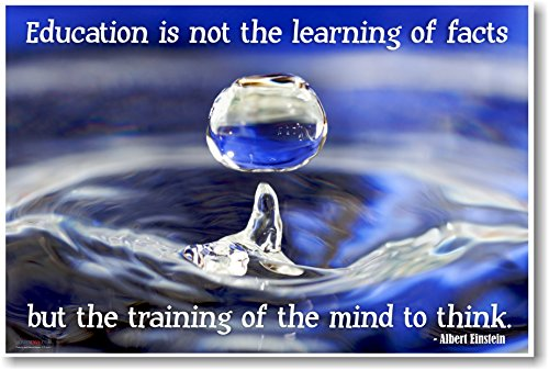 Education Is Not the Learning