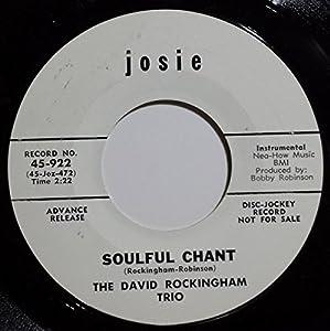 soulful chant 45 rpm single