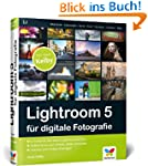 Lightroom 5 f�r digitale Fotografie