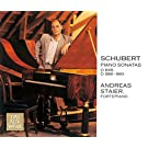 Andreas Staier - Schubert: Sonata In A Minor. Op.42. D.845 / The Late Piano Sonatas D.958-960 (3CDS) [Japan CD] WPCS-16145
