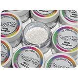 Sparkle Range Hologram White Non-Toxic Glitter