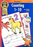 Counting 1-10: Preschool (Home Learning Tools)