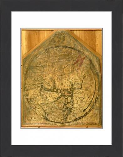 framed-print-of-mappa-mundi-c1290-vellum