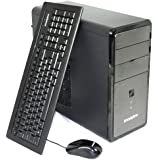 Zoostorm 7877-0422 Home PC (Intel Core_i3 3.4GHz, 8GB RAM, 500GB SATA HDD, DVDRW, Windows 8)
