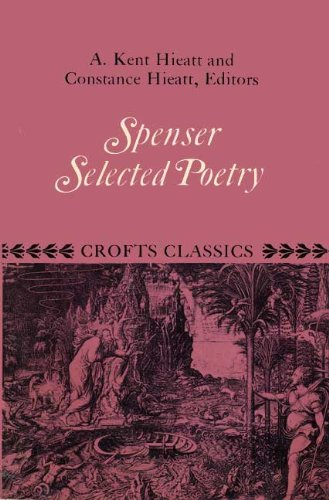 Selected poetry (Crofts classics)