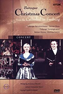 Various Composers - Baroque Christmas Concert [DVD]