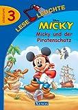 Leseleuchte - Micky und der Piratenschatz