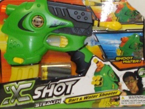 X Shot Dart & Water Shooter - 1