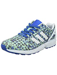 Adidas Men's ZX Flux Weave, BLUE/WHITE/BLACK