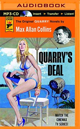 Quarry's Deal: A Quarry Novel, by Max Allan Collins