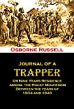 Image of Journal of a Trapper Or Nine Years Residence among the Rocky Mountains Between the years of 1834 and 1843