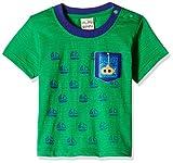 Little Kangaroos Baby Boys' T-Shirt (PL-11451_Green_3 months)