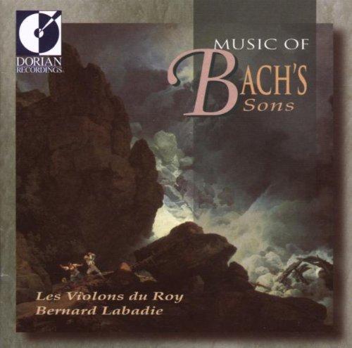 Famille Bach : Sifonias & Suites De J-C., W-F., C-P-E., J-C-F Les Violons Du Roy