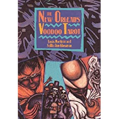 The New Orleans Voodoo Tarot (Destiny Books)