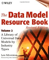 The Data Model Resource Book, Vol. 2 Front Cover