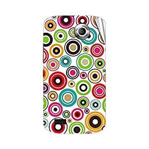 Garmor Designer Mobile Skin Sticker For GIONEE 5315 - Mobile Sticker