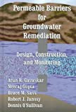 img - for Permeable Barriers for Groundwater Remediation book / textbook / text book