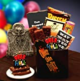 Older Than Dirt Over The Hill Care Package Gourmet Gift Basket