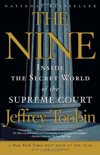 The Nine: Inside The Secret World Of The Supreme Court front-24151