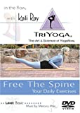 Kali Ray Tri-Yoga: Free the Spine [DVD] [Import]