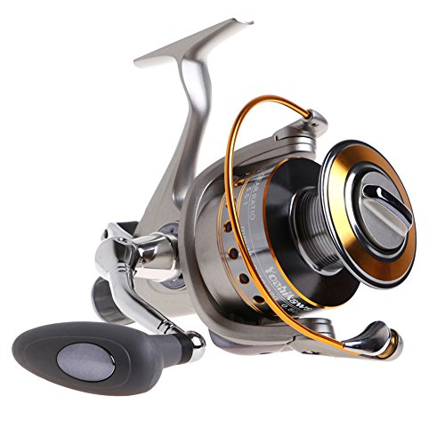 Yoshikawa-Baitfeeder-Spinning-Reel-Saltwater-Freshwater-Fishing-551-101-Bearings-Aluminum-Handle-CNC-Spool-Front-Rear-Drag-Left-Right-Hand-Changeable-Surf-Fishing-3000-6000