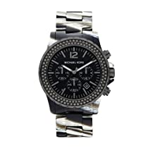Michael Kors MK5599 Ladies Zebra Chronograph Watch