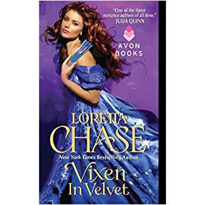 Vixen in Velvet by Loretta Chase