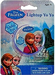 Disney Frozen Elsa Toy Light Up Yo-Yo…