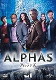 ALPHAS/アルファズ DVD vol.1