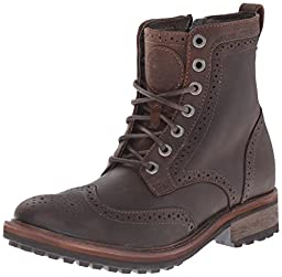 Mark Nason Dagger Collection Men\'s Jonathan Dark Brown 7.5 D - Medium