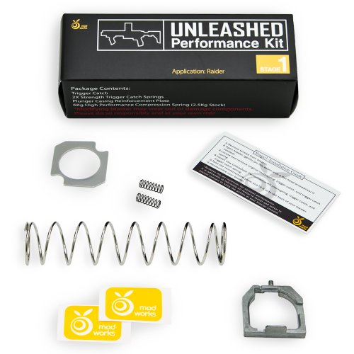 Unleashed Performance Stage 1 Mod Kit for Nerf Raider