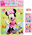 Minnie Mouse Party Game, Put The Ring onMinnie, Multicolored