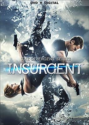 Insurgent - DVD + Digital